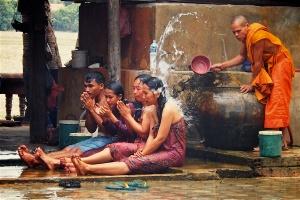 buddhist shower