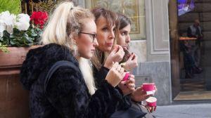 Ice cream teens