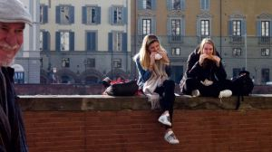 Bridge teen girls